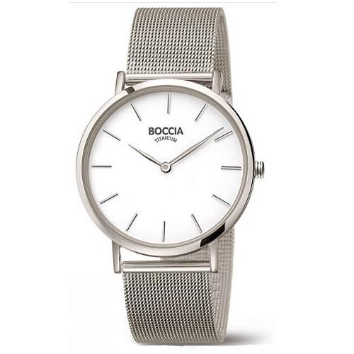 BOCCIA 3273-09, Dámské náramkové hodinky z titanu