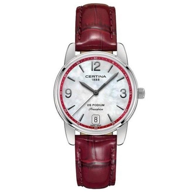 CERTINA DS PODIUM C034.210.16.427.00, Dámské náramkové hodinky
