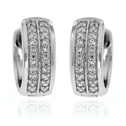Stříbrné dámské kroužky 2614