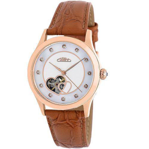 PRIM W01P.13106.B, Dámské náramkové hodinky automat Love