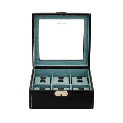 FRIEDRICH LEDERWAREN BOND 20085-2, Pánská luxusní kazeta na náramkové hodinky