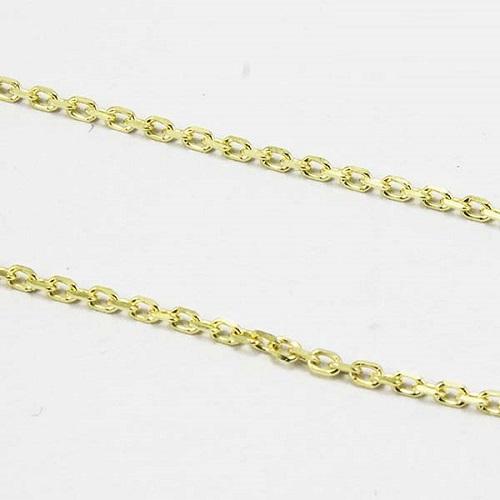 Klasický řetízek ankr - 50 cm