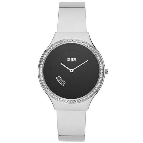 STORM CODY CRYSTAL BLACK, Dámské náramkové hodinky