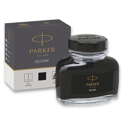 Lahvičkový inkoust Parker Royal - černý