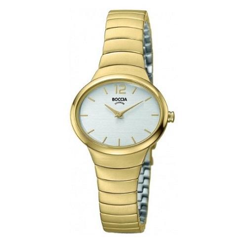 BOCCIA 3280-02, Dámské náramkové hodinky