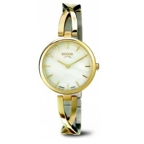 BOCCIA 3239-03, Dámské náramkové hodinky