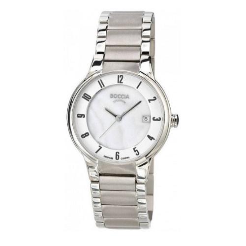 BOCCIA 3301-01, Dámské náramkové hodinky