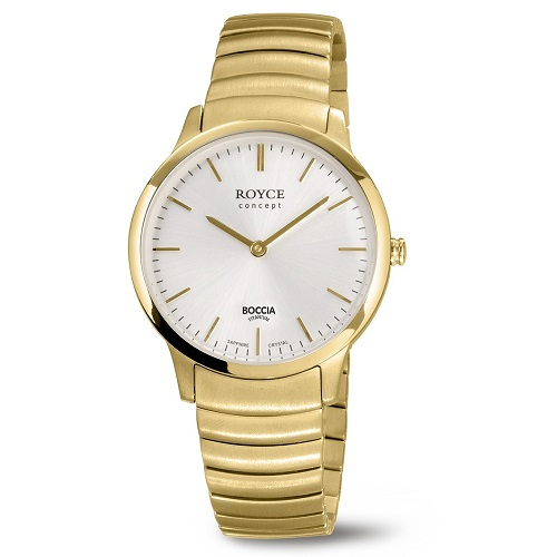 BOCCIA 3321-02, Dámské náramkové hodinky