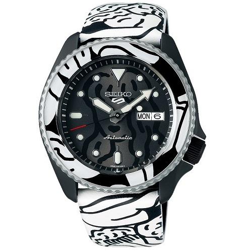 SEIKO 5 Sports Auto Moai SRPG43K1, Pánské hodinky - limitovaná edice