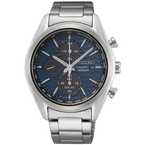 SEIKO Solar SSC801P1, Pánské náramkové hodinky