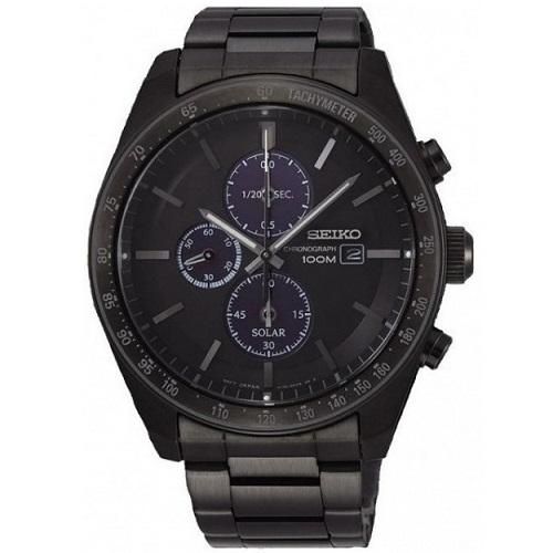 SEIKO Solar Chronograph SSC721P1, Pánské náramkové hodinky