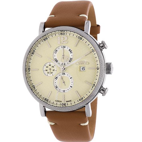 PRIM W01P.13148.A, Pánské hodinky Retro Elegance CZ 21 automat