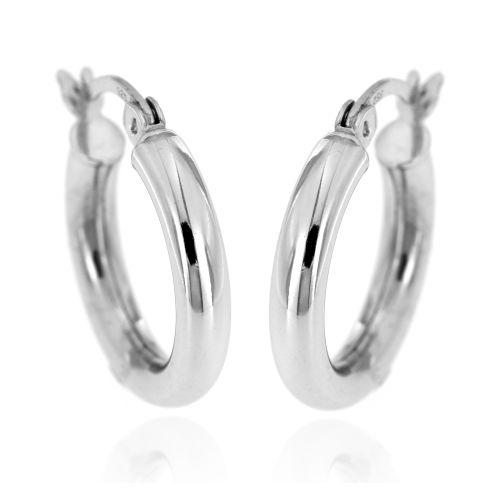 Stříbrné dámské kroužky 505