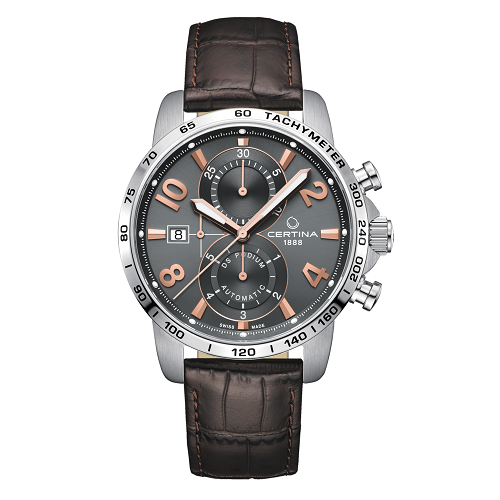 CERTINA DS PODIUM C034.427.16.087.01, Pánské náramkové hodinky