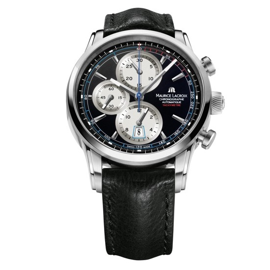 MAURICE LACROIX Pontos PT 6288-SS001-330-1, Pánské hodinky chronograf