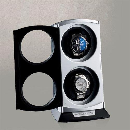 Natahovač hodinek DESIGNHÜTTE černý