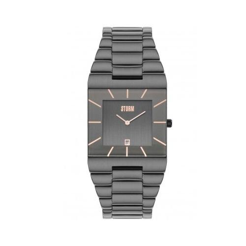 STORM OMARI XL TITANIUM, Pánské náramkové hodinky