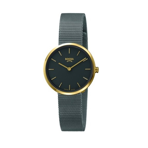 BOCCIA 3279-05, Dámské náramkové hodinky z titanu