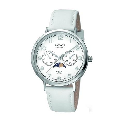 BOCCIA 3612-01, Dámské náramkové hodinky z titanu