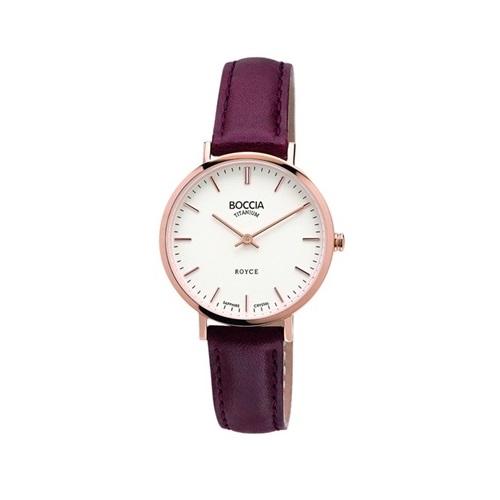BOCCIA 3246-02, Dámské náramkové hodinky
