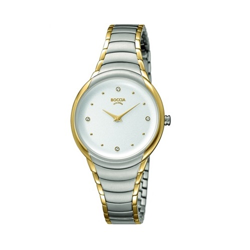 BOCCIA 3276-10, Dámské náramkové hodinky