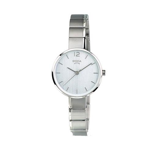 BOCCIA 3308-01, Dámské náramkové hodinky