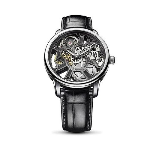 MAURICE LACROIX Masterpiece Skeleton MP7228-SS001-000, Pánské náramkové hodinky