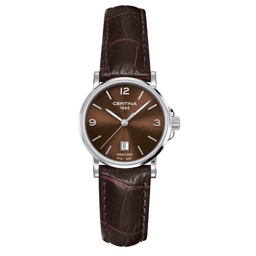 CERTINA DS CAIMANO C017.210.16.297.00, Dámské náramkové hodinky