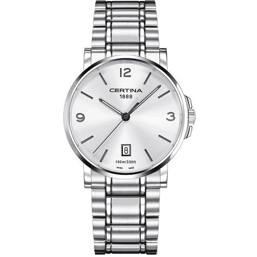 CERTINA DS CAIMANO C017.410.11.037.00, Pánské náramkové hodinky