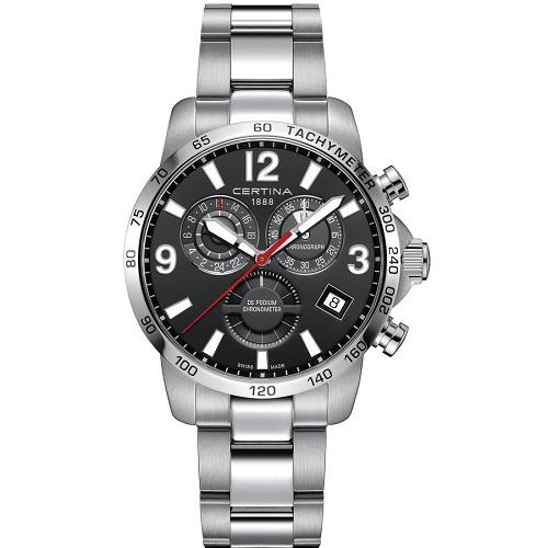 CERTINA DS PODIUM C034.654.11.057.00, Pánské náramkové hodinky