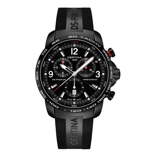 CERTINA DS PODIUM C001.647.17.057.00, Pánské náramkové hodinky