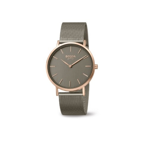 BOCCIA 3273-08, Dámské náramkové hodinky