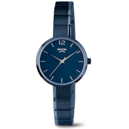 BOCCIA 3308-04, Dámské náramkové hodinky