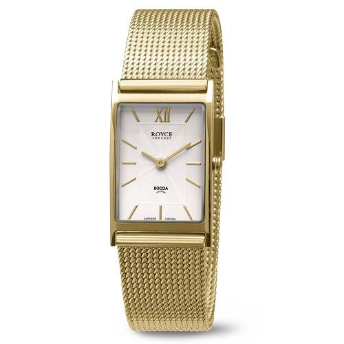 BOCCIA 3285-06, Dámské náramkové hodinky