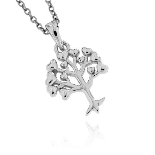Stříbrný přívěsek strom života 555