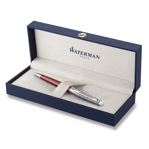 Waterman Hémisphère Deluxe Red Club - kuličková tužka