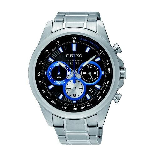 SEIKO CHRONOGRAPH SSB243P1, Pánské náramkové hodinky