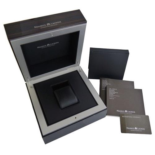 MAURICE LACROIX Pontos PT6158-SS001-43E, Pánské náramkové hodinky