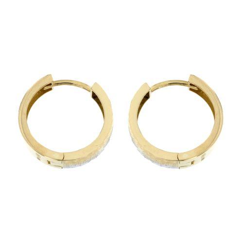 Dámské kroužky ze žlutého zlata 441